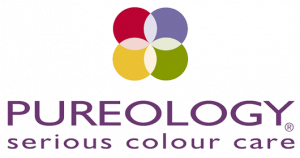 pureology logo galesburg il salon